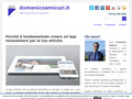 Dettagli : domenicoamicuzi.it - Web Marketing Immobiliare
