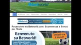 Details : Betworld Scommesse Online | Betworld Italia