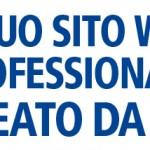 Offerta -50% sito professionale da 1&1