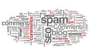 spam nei commenti non aiuta la SEO