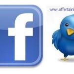 Come usare Facebook e Twitter per promuovere il tuo blog