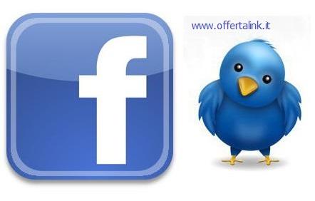 facebook e twitter per promuovere il tuo blog