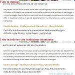 sito per locazioni turistiche tradotto e localizzato