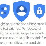 comunicazione Google sul regolamento generale sulla protezione dei dati (GDPR)